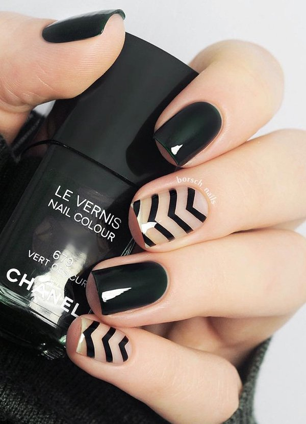 Dark-nail-49